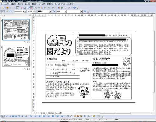 Opening Hybrid PDF