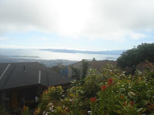 雲海_San Francisco bay