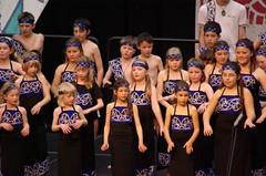 combined Peninsula schools at at Otago Maori and Pacific Island Festival