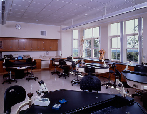 Sacred Heart Convent School Biology LabClassroom