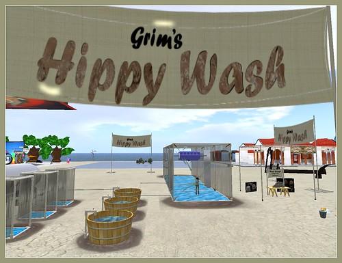 Grim's Hippy Wash