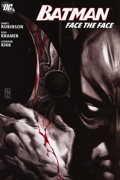 BATMAN - FACE THE FACE