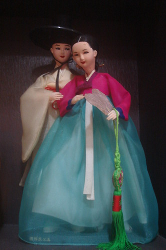 韓國傳統玩偶 3