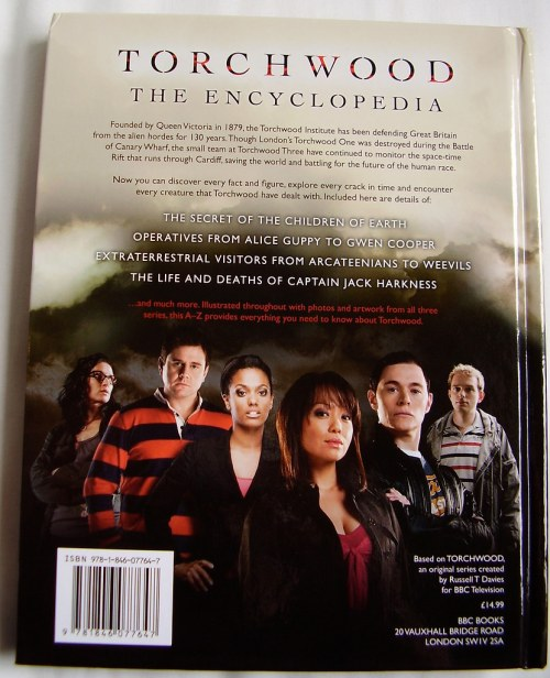 Torchwood - The Encyclopedia