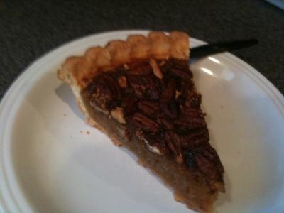 Martin's BBQ Pecan Pie
