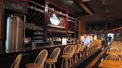 bar at Blue Ridge Brewing