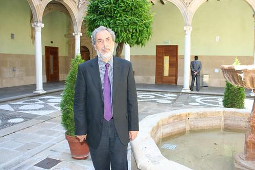 José Chamizo de la Rubia por Universidad Internacional de Andalucía (UNIA).