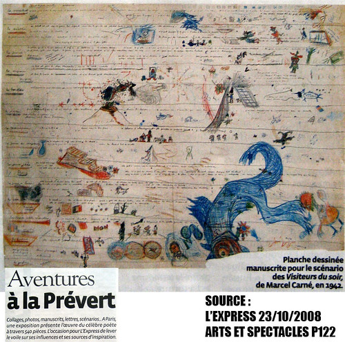Prevert-Timeline by you.