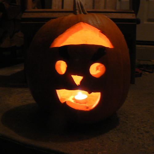 Ruth's pumpkin