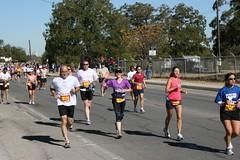 At the Half Marathon Point