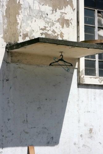 a hanger
