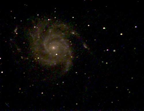 M101 - Messier Marathon 2008