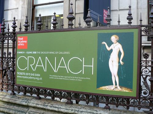 Cranach exhibition poster (by Claudecf)