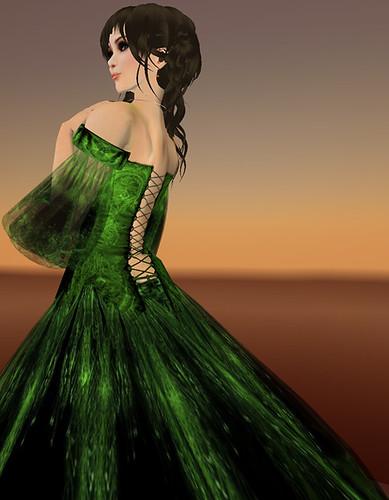 kouse's sanctum celestial empress emerald I