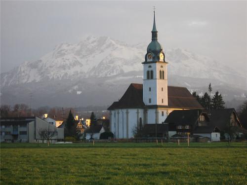 Schweiz und Schnee im Maerz 2008-013