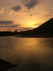 Is my mood reflecting the Ganga's colours? 4