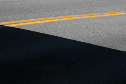 Road Shadow