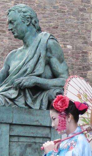 david hume and the geisha