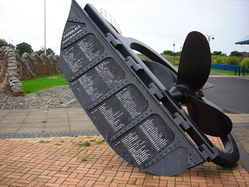 Yard List monument