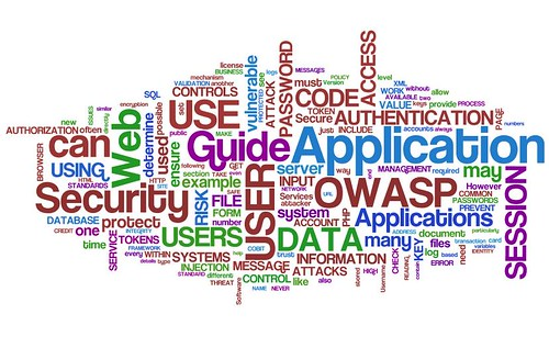 Information Security Wordle: OWASP Guide to Bu...