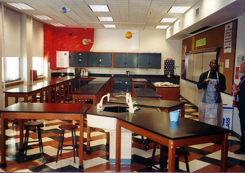 Normandy High School 9th Grade Science Center West