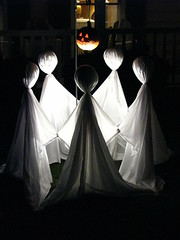 circle of ghosts