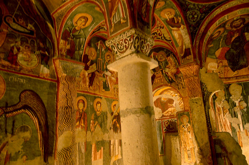 Heavily Frescoed Domes ll
