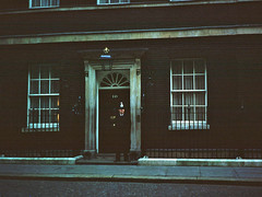 No. 10 Downing Street in 1977
