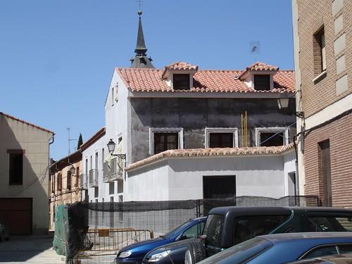 Calle Avellaneda desde Traves�a de Avellaneda actualmente
