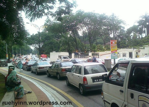 Congestion at KL