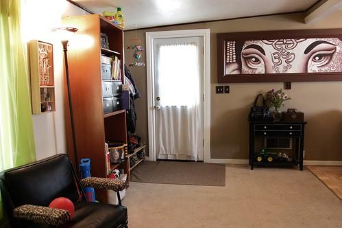 Entrance/rest of living room