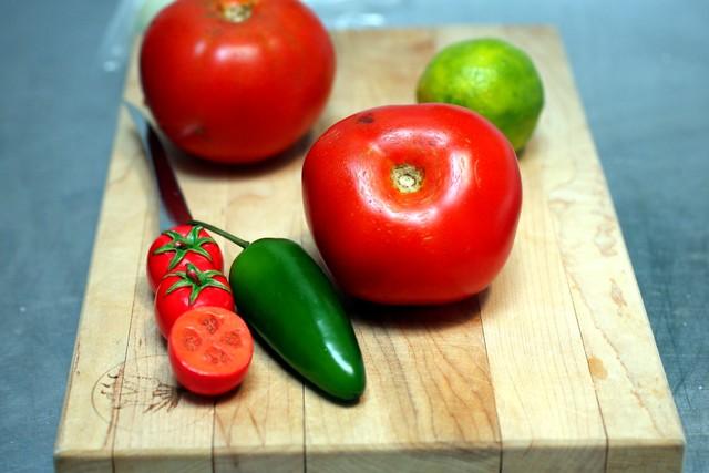 salsa fresca mise