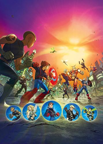 next avengers heroes of tomorrow (2) por ti.