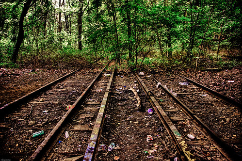 Disappearing Tracks