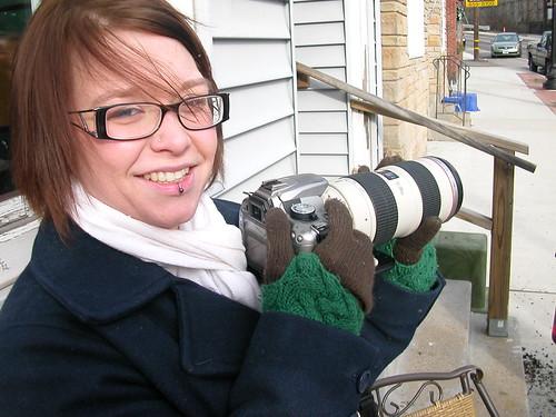 Leah Shaver at NH Media Makers (by mrjohnherman)