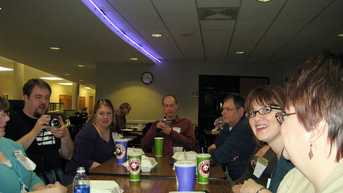 Creative Commons Lunch Group