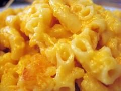 Mac and Cheese (Closeup)
