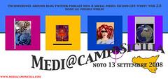 Logo MediaCamp Sicilia