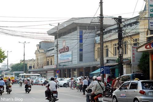 Hanoi Raiway station