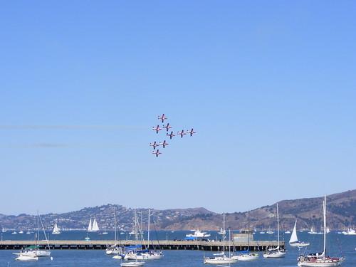 Fleet Week San Francisco by Aarontait
