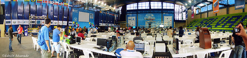 Panoramica Campus Party