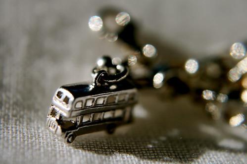 Charm Bracelet: Double Decker