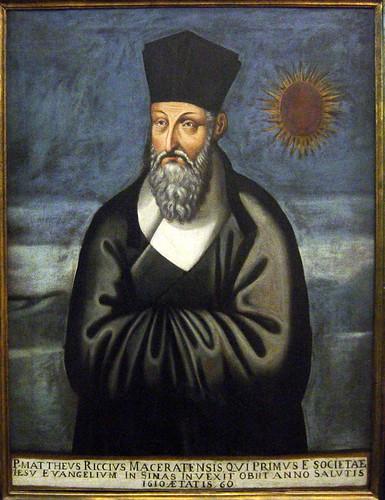 Matteo Ricci SJ by Romanus_too.