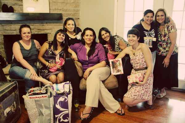 Bridal Shower for Sarah