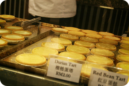 John King egg tarts #2