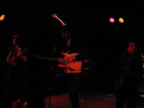 Dirty Projectors - Subterranean, Chicago, 04.03.08