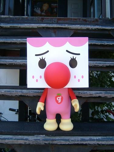 Strawberry To-Fu Devilrobots