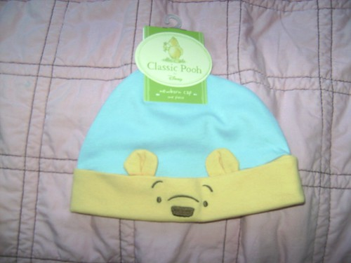 pooh cap by you.