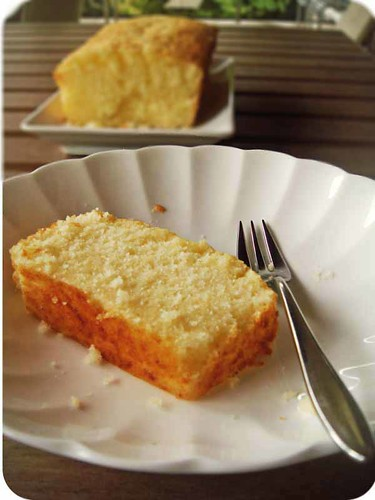 White Butter Cake II