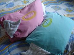 ~*Travesseiros Anjinhos!
